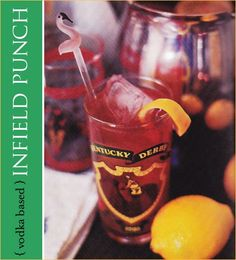 Kentucky Derby party - Infield Punch