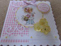 Handmade-Sylvia-Zet-Wee-Birthday-Card-Pretty-Girl-by-SCT-Designs