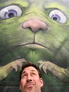 Here i think is one of the most poetic and sensitive artist's the Street Art scene has ever had! David Zinn is a self-taught artist living in Ann Arbor, Michigan. David has been drawing on…