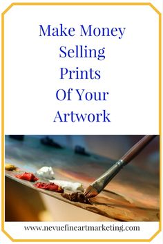 Side Hustle Ideas Discover How To Sell Art Prints Online And Make Money Have you been contemplating on selling prints of your original artwork? In this article you will discover how to sell art prints online and make money.