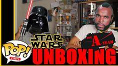 FUNKO POP! Unboxing ITA Star Wars Vs. A-Team !!! #funko #funkopop #unboxing #popvinylfigure
