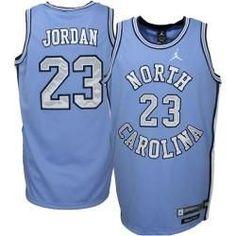 Michael Jordan, North Carolina #23