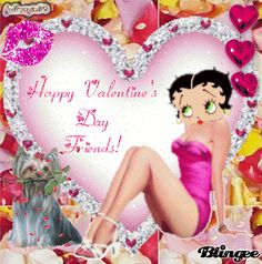 """Betty Boop Happy Mother's Day 