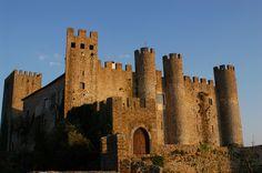 Resultado de imagem para castelo de obidos