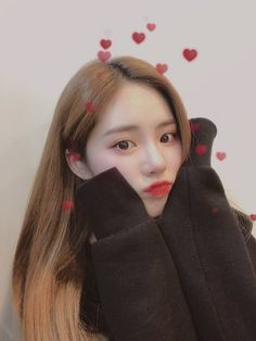 fromis_9 [프로미스나인](@realfromis_9)さん / Twitter Ulzzang Korean Girl, Cute Korean Girl, South Korean Girls, Korean Girl Groups, Asian Girl, Big Six, Pre Debut, Soyeon, Reaction Pictures