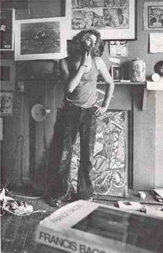 Philip Clairmont 1978 New Zealand Art, Nz Art, Art Studios, Artist At Work, Portrait, Painters, People, Pictures, Artists