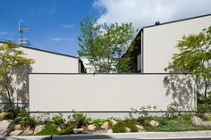 内庭・外庭の家 横内敏人建築設計事務所