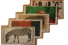 Reispapierdruck mit eigenen Fotos für Serviettentechnik.