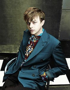 Dane DeHaan for Prada