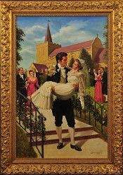 """""""My Darling Bride""""  di Robert Berran"""