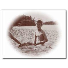 Son tsar – ALEXIS Romanov Russia at beach #167