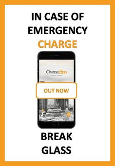 ChargeApp OUT NOW! On Google Play Store & Apple App Store