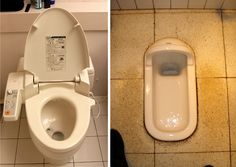 I had a hilarious experience with the Japanese toilets. My poor friend who was the least travelled out of the three of us and therefore the. Go To Japan, Toilets, Japan Travel, Squats, Hilarious, Hacks, Modern, Ideas, Bathrooms