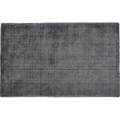 scatter grey rug 5'x8' | CB2