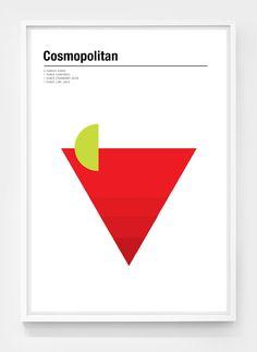 Cocktails Design Posters8