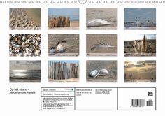 Op het Strand Kalender 2015 - JUSTART - Calvendo  #justart #calvendo #kalender #2015 #strand #zandvoort #nederland #holland #zand #zee #dieren