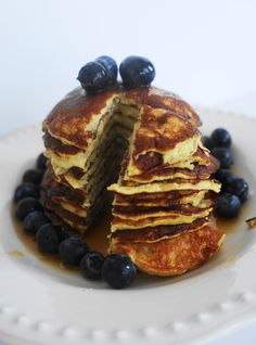 Magical 2-Ingredient Pancakes (GF) | Busy Girl Healthy World