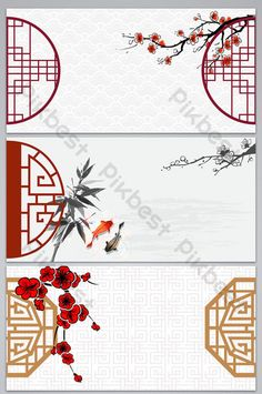 Chinese style traditional blue and white porcelain poster background Chinese New Year Design, Chinese Style, Chinese Art, Bullet Journal Ideas Pages, Bullet Journal Inspiration, Chinese Background, Chinese Patterns, Japon Illustration, Chinese Painting