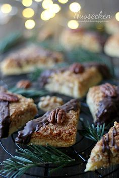 My candy kitchen: Nussecken Biscotti, French Toast, Muffin, Baking, Breakfast, Food, Christmas, Morning Coffee, Xmas