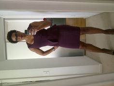 Here's what we wear to weddings! Our Chicago-based stylist Kimberly Turner is rocking a dress from Rent the Runway. Follow her on Twitter at https://twitter.com/SFH_ILKimberly
