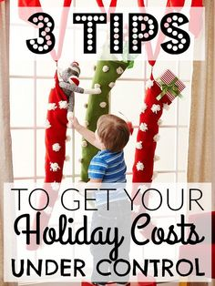 Stay on budget and check everybody off your gift-giving list with these smart tips from a family financial expert. (via Parents.com) #holiday #gift #spending #budget #tips