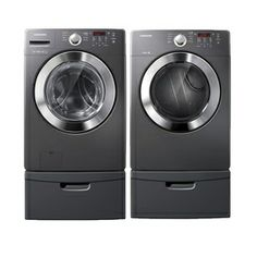 Electric Steam Dryer Ultra Energy  And Water Efficient, The Modern And  Innovative Samsung Washing Machine Has A Cu. Capacity And ENERGY STAR  Qualification