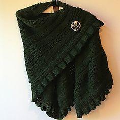 Ravelry: Highland Journey Shawl pattern by Carolyn Holbrook
