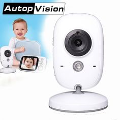VB601 VB603 VB605 Wireless Video Color Baby Monitor High Resolution Baby Nanny Security Camera Night Vision Dorpshipping  Price: $ 71.99 & FREE Shipping   #computers #shopping #electronics #home #garden #LED #mobiles