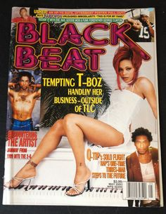 PRINCE Music Magazine Black Beat May 2000 The Artist 1999 Into 2000s TBoz