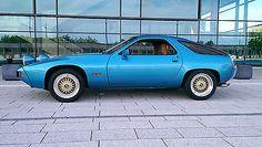 Porsche 928 Deut.- Ausl., seit 1979 1Hd.,5-Gang, PERFEKT als Sportwagen/Coupé in Berlin