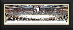 Pittsburgh Penguins - Consol Energy Center Pictures - NHL Panorama $199.95