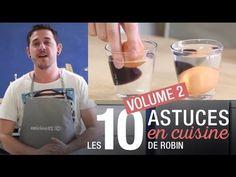 Top 10 - Volume 2 des astuces pour se faciliter la vie en cuisine (facile, rapide) - Une recette CuisineAZ