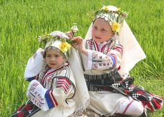 Bulgarian costume from Gorna Oryahovitsa