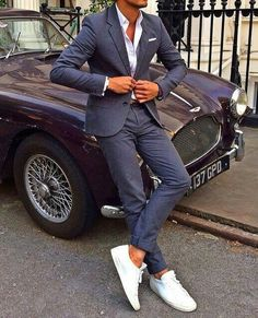 Style inspiration, advice & more for the modern man @ www.ModernMansWor...