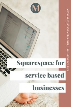 Why I recommend Squarespace for service based businesses. Usar friendly website platform to host your website. #squarespacewebsite #squarespacedesigner #squarespacetipsandtricks