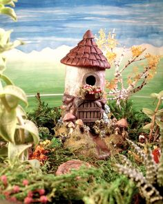 Fairy houses attract and instill the loving energy of fairies into your home, garden, and life. Since ancient times people have been fascinated by