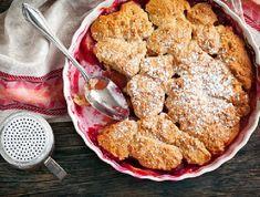 Egy finom Fahéjas cobbler ebédre vagy vacsorára? Fahéjas cobbler Receptek a Mindmegette.hu Recept gyűjteményében!