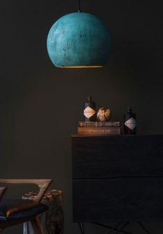 Decoration Chic, Luminaire Design, Bali, Designers, Copper, Wood, Ideas, Home Decor, Lighting