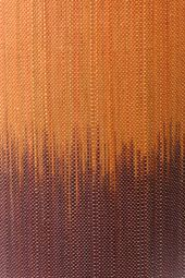 Woven straw with ombré effect | Aneka Tusma | A New Way To Explore The Best Of Indonesia | Maison & Objet trade fair | September 5-9, 2014 | Hall 1 Ethnic Chic A 88/ B 87 |