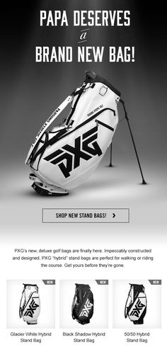 412a24f6606 Best Golf Bags - World-Class Player Stand Bags