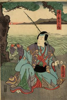 "Image Detail for - UVa Art Museum presents "" Legend: Japanese Color Woodblock Prints ..."