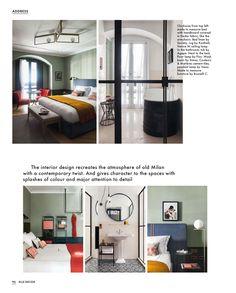 I'm reading page 96 of Elle Decor Italia - June 2016