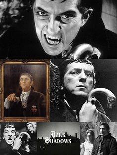 Jonathan Frid as 'Barnabas Collins' in Dark Shadows (1966-1971, ABC)