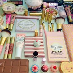 You can never have enough Too Faced Cosmetics! xo