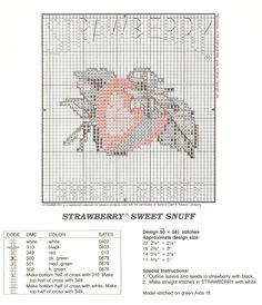 Strawberry Sweet Snuff