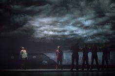 Tosca - regia Lukas Hemleb, video Luca Scarzella Dramatic Arts, Video Maker, Costume Design, Scene, Concert, Instagram, Apparel Design, Concerts, Stage