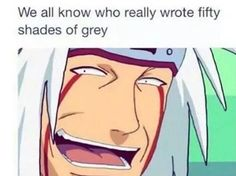 Oh no wonder the writing's horrible, if Naruto can write as well