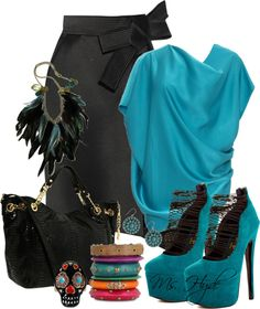 """Untitled #642"" by mshyde77 on Polyvore"