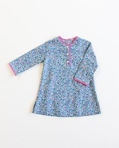 Kaftán estampado DADATI Vestidos#dadati #kids #fashionkids #fashion #baby #children  #bebe #infant #primavera #summer #ropa #moda #peques #2014 #shop #shoponline #spain #brand