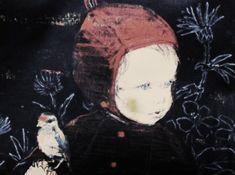 The art room plant: Komako Sakai Japan Illustration, Japanese Art Modern, Arte Horror, Inspiration Art, Art Graphique, Street Art, Land Art, Art Design, Illustrators